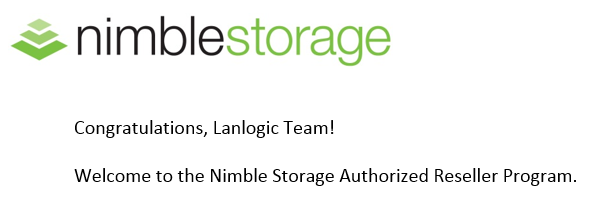 nimble storage authorized reseller